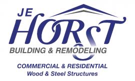 JE Horst logo